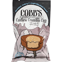 Load image into Gallery viewer, Cobb's Cashew Crumble Cup