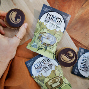 Cobb's Sunbutter Cups | 12 Pack