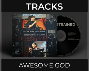 Awesome God (Track w/Vocals)