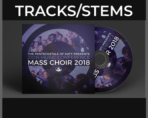 Zion Music Conference Mass Choir EP