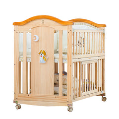 The Rocker Multifunctional Crib
