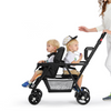 Image of Twin Reverse Baby Stroller