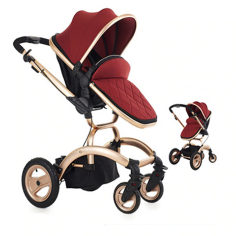 Bidirectional Baby Stroller