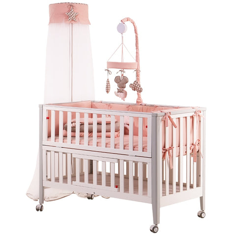 The Newborn Multifunctional Crib