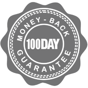 Image of 100-Day Money-Back Guarantee