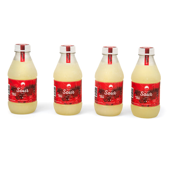 4-PACK CUZCO (4 Botellas de Pisco Sour Peruano Uva Quebranta)