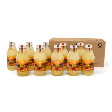 10-PACK GINGER (10 Botellas de Pisco Sour + Jengibre)