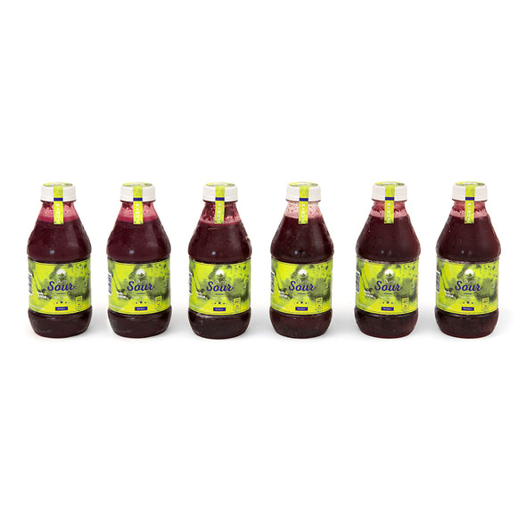 6-PACK MAQUI (6 Botellas de Pisco Sour + Maqui)