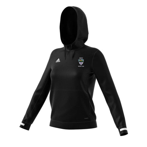 Kinross Hockey Club Ladies Hooded Top Black