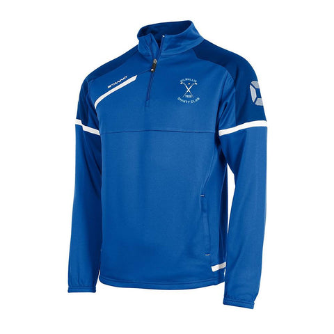 Kilmallie Shinty Club Prestige Half Zip Top