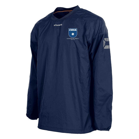 Glasgow Mid Argyll Centro All Weather Top Navy