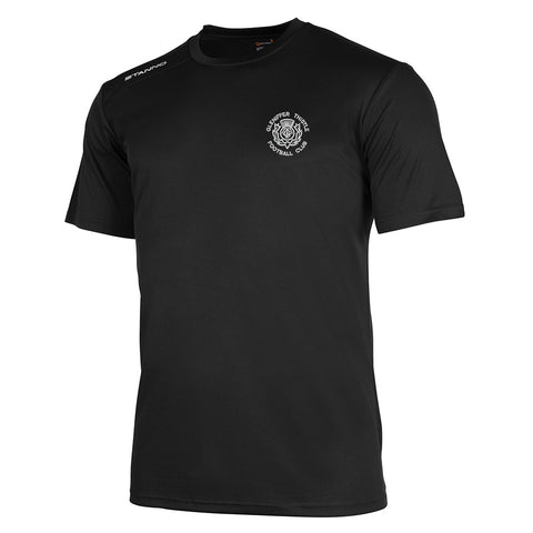 Gleniffer Thistle FC Youth Field Shirt Black