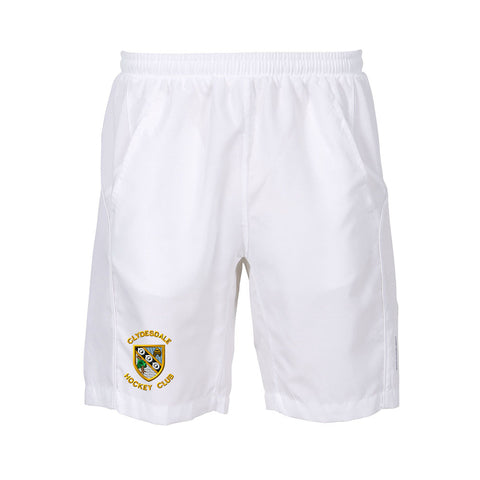 Clydesdale Hockey Club Mens Shorts White
