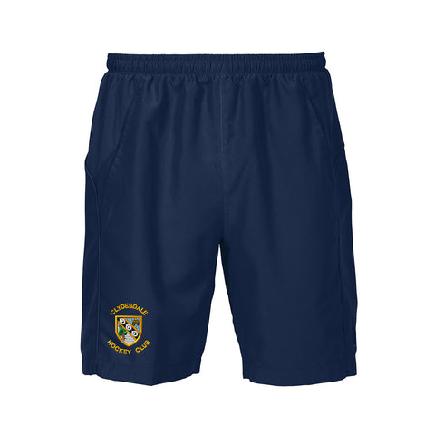 Clydesdale Hockey Club Mens Shorts Navy