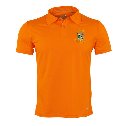 Clydesdale Hockey Club Mens Playing Shirt Orange