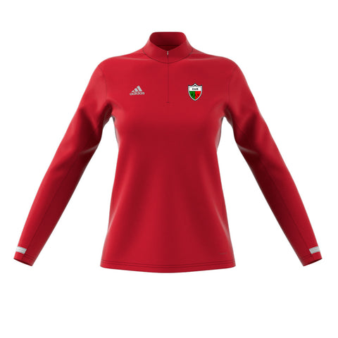 Club KV Ladies Quarter Zip Top