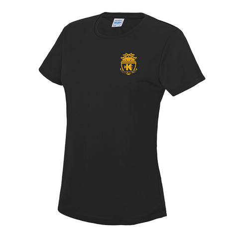Kelburne Hockey Club Ladies Training T-Shirt