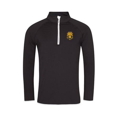 Kelburne Hockey Club Unisex Half Zip