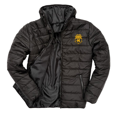 Kelburne Hockey Club Unisex Padded Jacket
