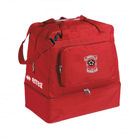 Dingwall Football Club Basic Bag Red