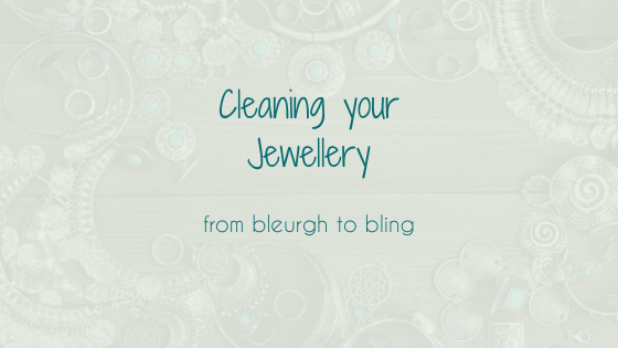 Help - my jewellery is FILTHY!