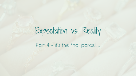 Expectation vs Reality - The Conclusion