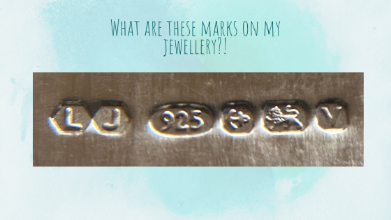 What are all these marks on my jewellery? A whistle stop guide to Hallmarking!