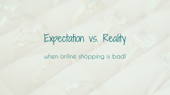 Expectation vs. Reality - Part 1