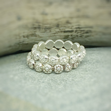 Load image into Gallery viewer, Sterling Silver Stacking Ring