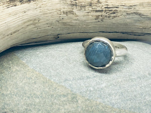 Blue Jean - Labradorite and Sterling Silver Ring