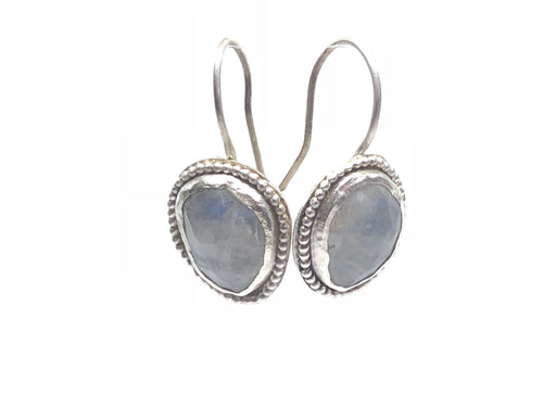 Moonstone Vintage Earrings