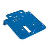 Extruder Back Bracket Kit on X Carriage