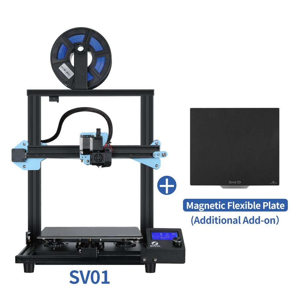 Sovol SV01 Direct Drive 3D-Drucker 280*240*300 Mm