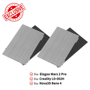 Resin Flexible Plates for Anycubic Photon/ S / SE / Mono, Elegoo Mars/ Pro