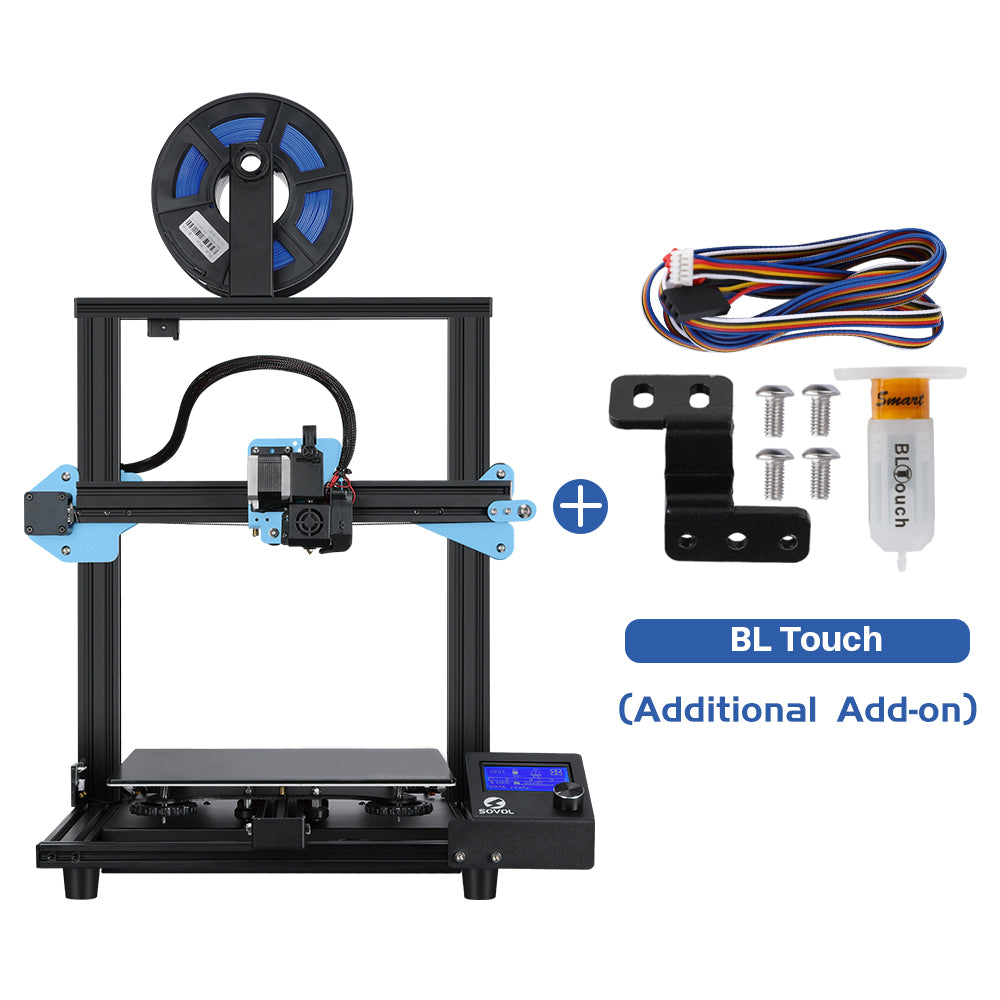 Sovol SV01 Titan Style Direct Drive 3D Printer 280 x 240 x 300mm