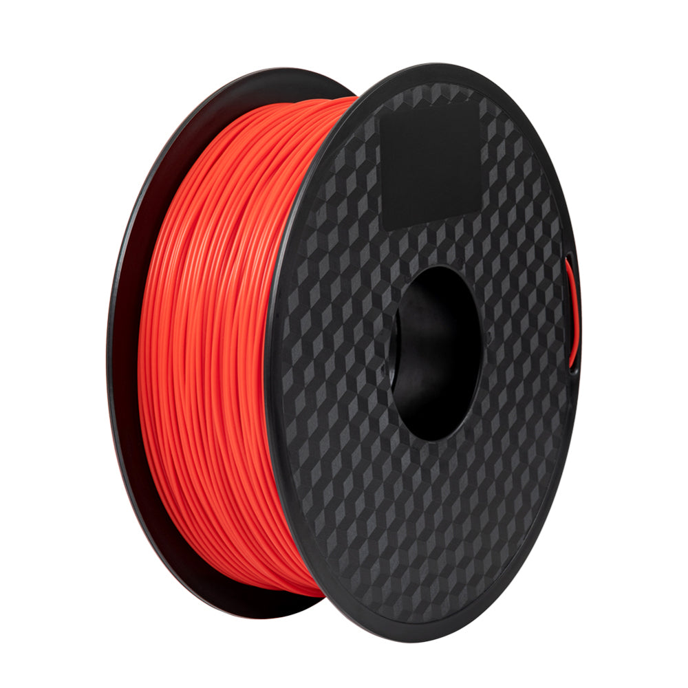red color pla filament, 1.75mm filament