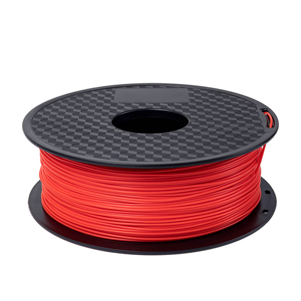 1.75mm Flexible Red TPU Filament