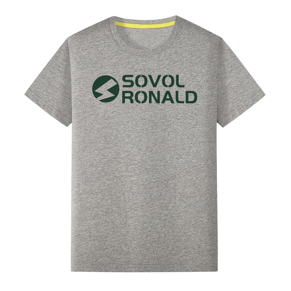Sovol Ronald T Shirt - Gray/Black