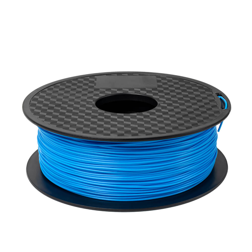 Blue TPU Filament 1.75mm Flexible