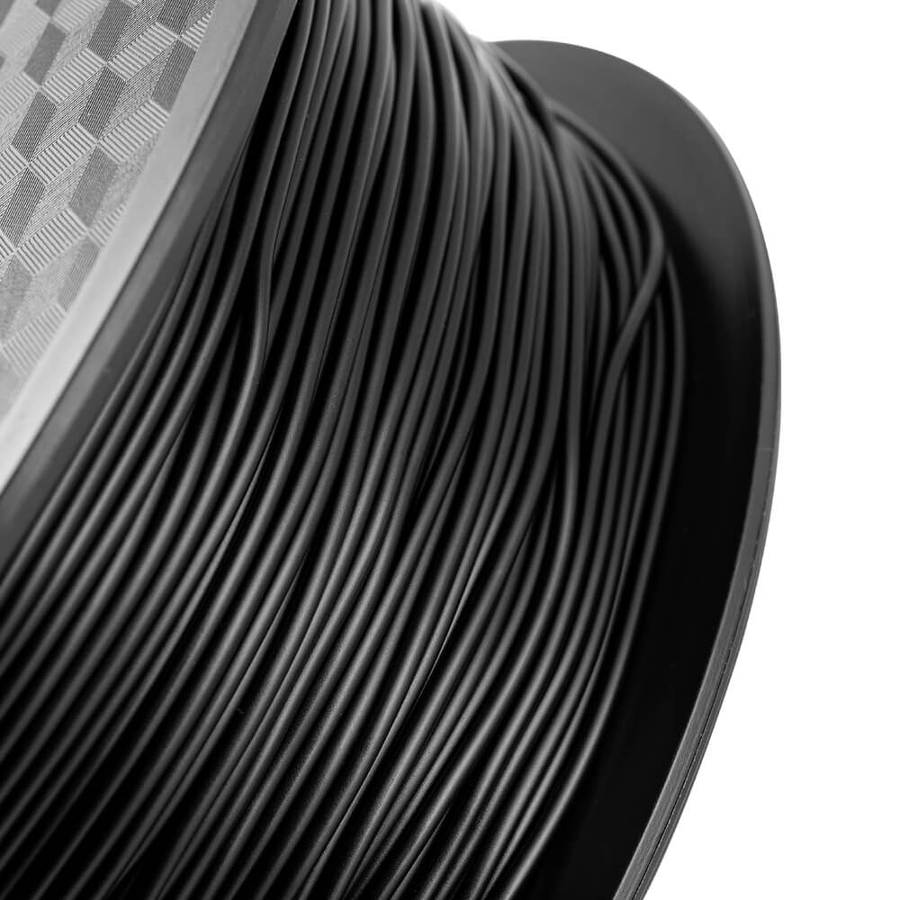 A Roll of TPU Filament Close-up hd Images