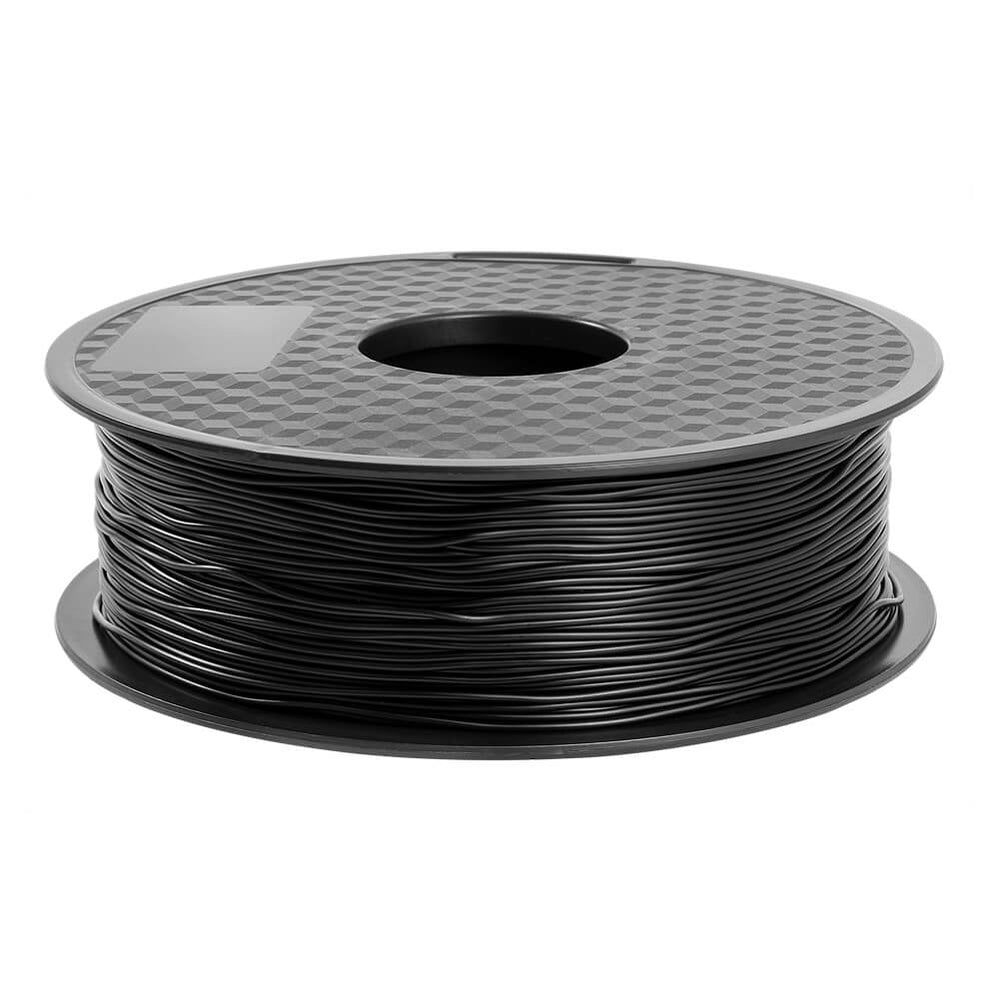 TPU Filament Black 1.75mm Flexible