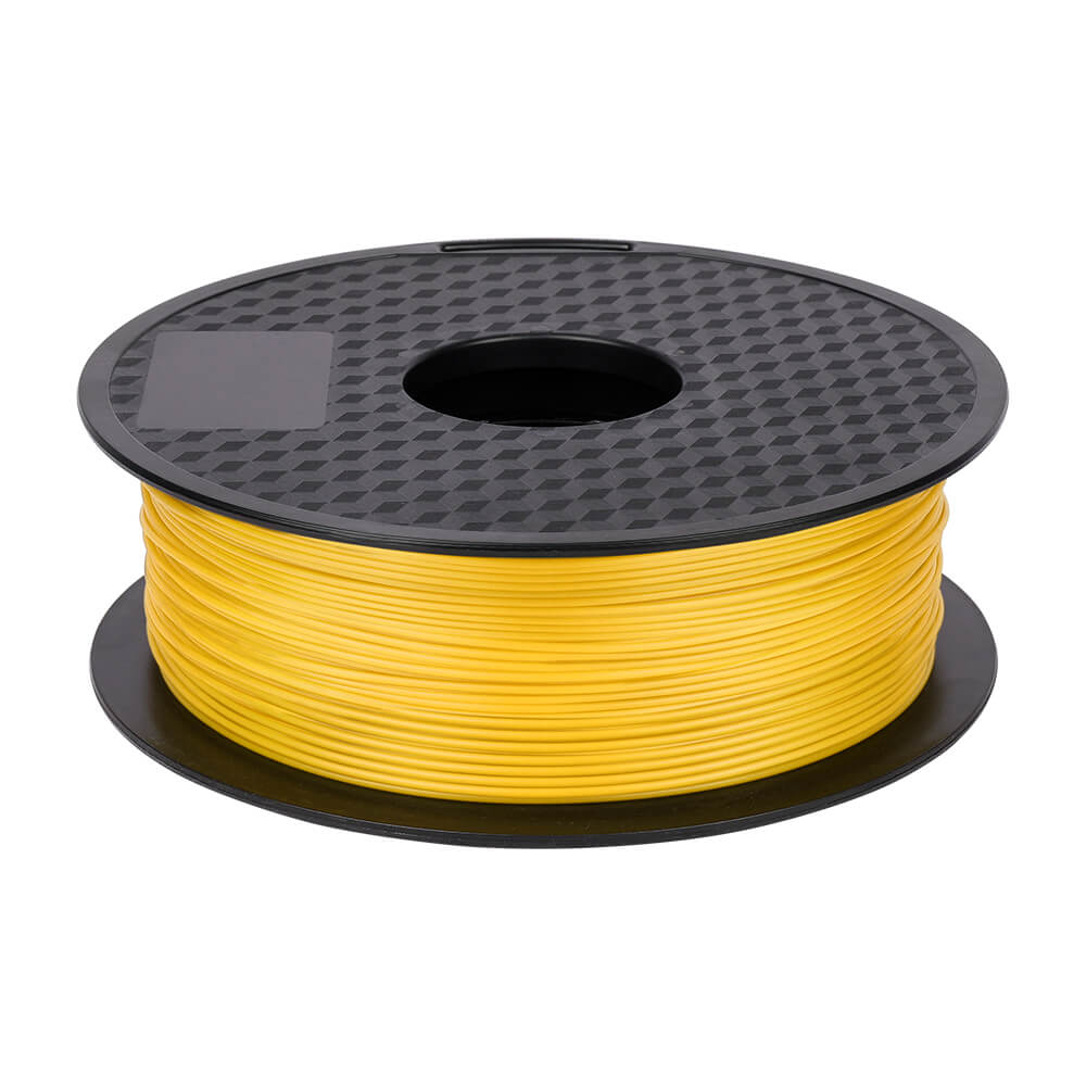 Yellow TPU Filament 1.75mm Flexible