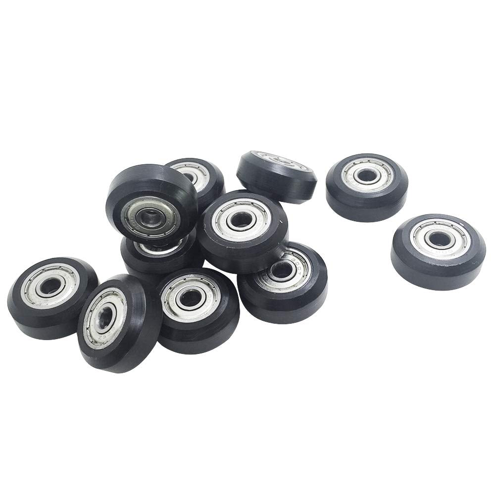 Plastic Pom Pulley Wheels with Bearings Gear - Sovol3d