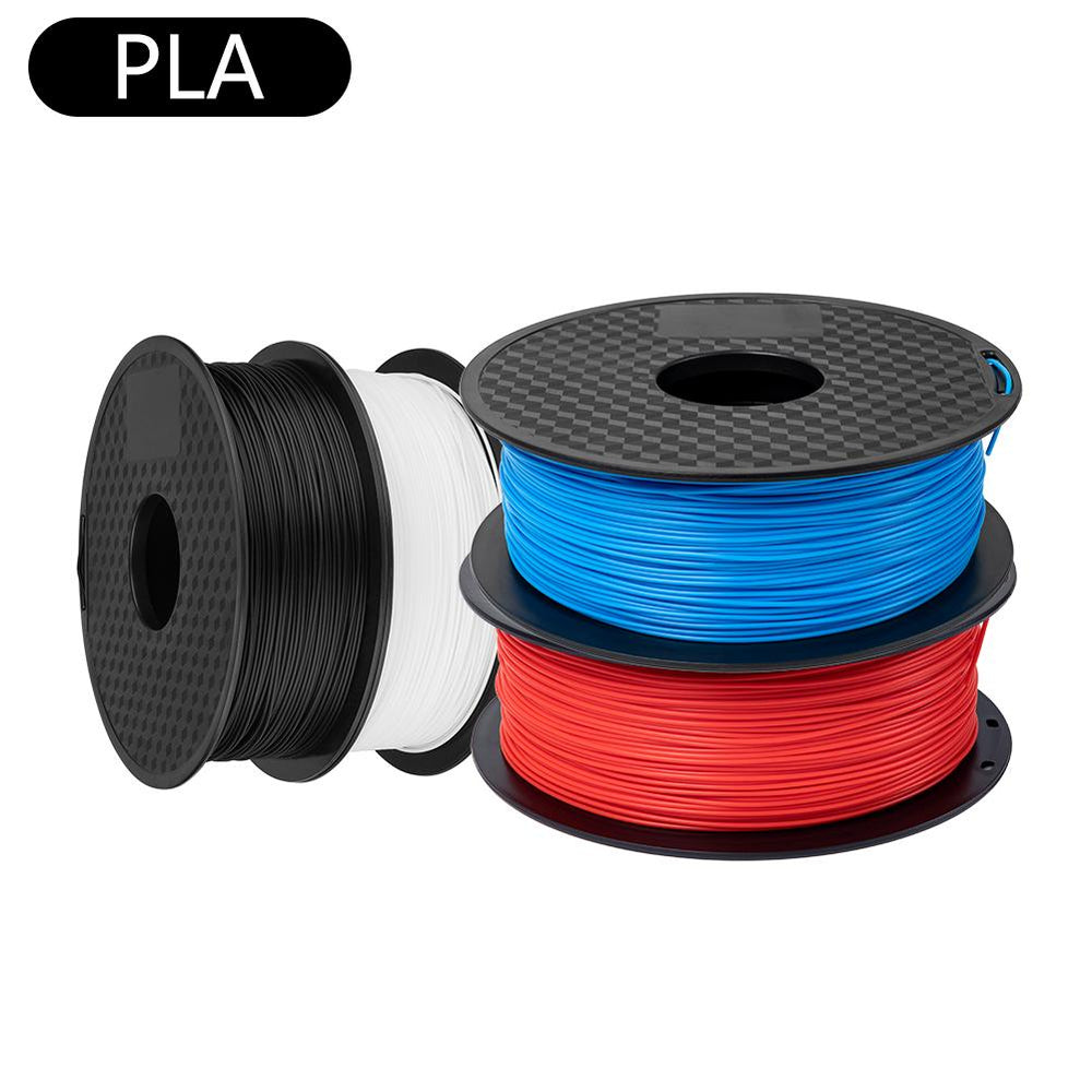 PLA 1.75mm Filament 4 Rolls/Pack