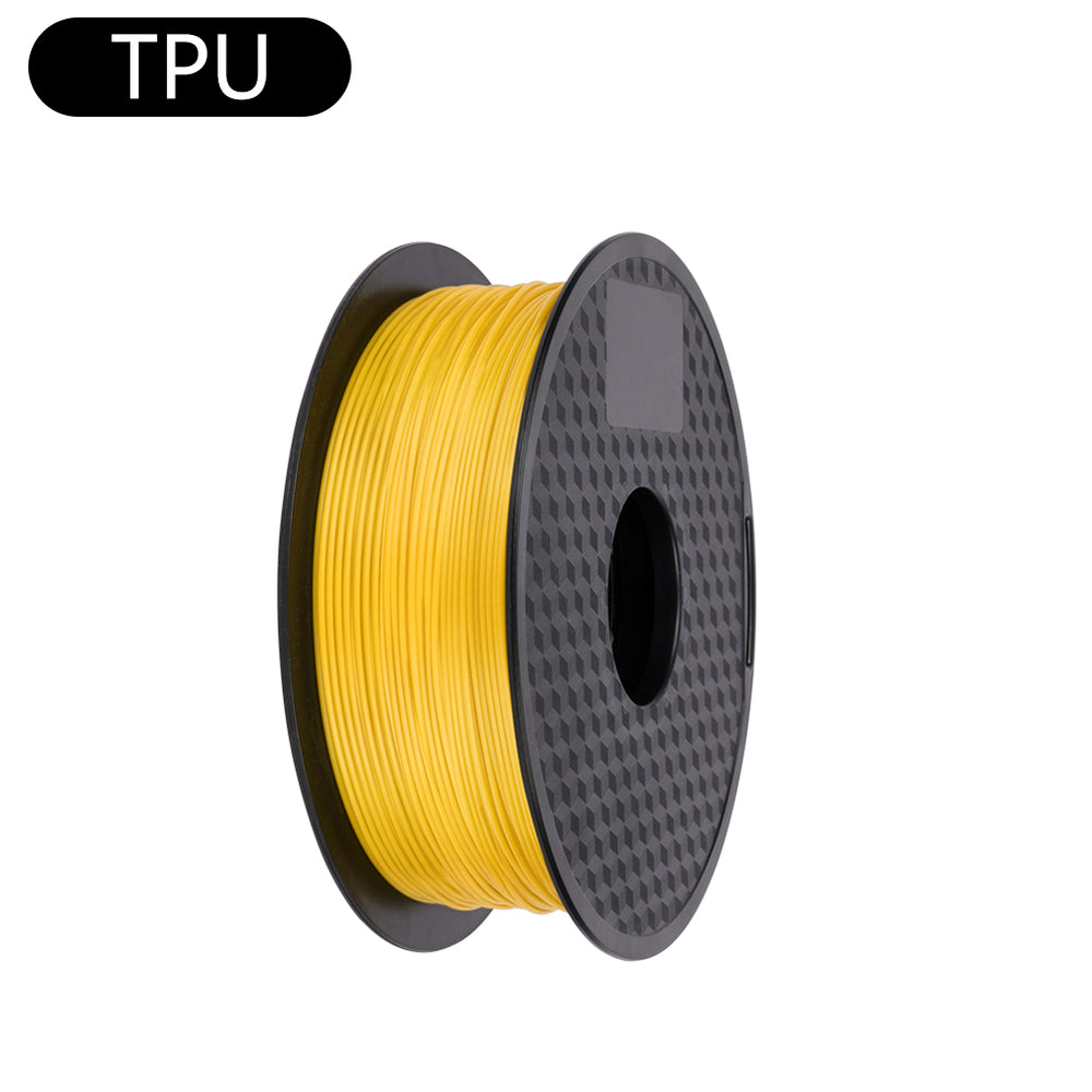 Sovol Jaune TPU 1.75mm Filament flexible 1KG /2.2LBS