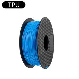 Sovol Blue TPU 1.75mm Flexible Filament 1KG /2.2LBS