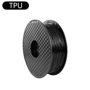 Sovol Black TPU 1.75mm  Flexible Filament 1KG /2.2LBS