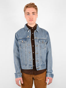 ÖA DENIM JACKET LIGHT BLUE