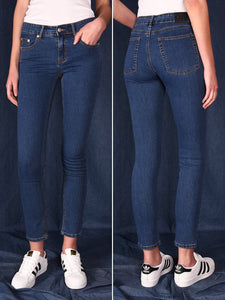 GENDERLESS SLIM DEEP BLUE