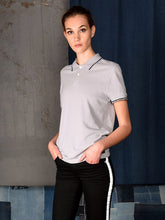 Load image into Gallery viewer, UNISEX POLO PIQUE GREY